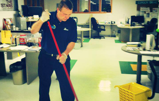 Commercial Janitor | Jaks Cleaning Services
